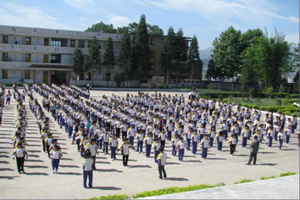 纳雍县中等护理学校图片