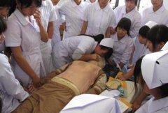 贵阳护理学校的招生标准
