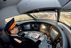 成都铁路学校高铁司机专业毕业后的工资是多少