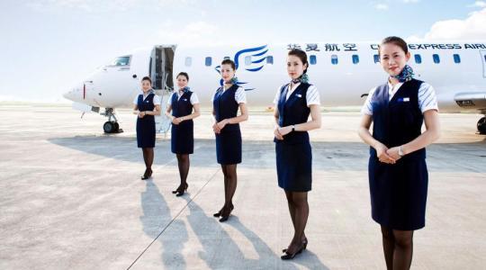 从航校学生到职业飞行员的路途