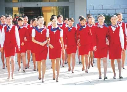 航空公司空乘人员的工资状况?